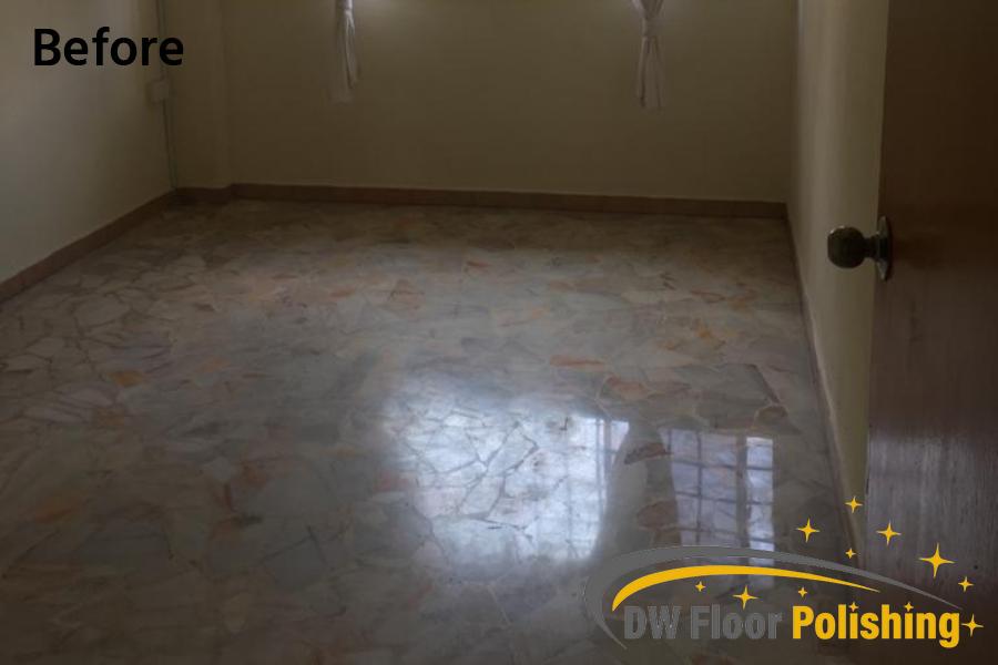 broken-marble-polishing-dw-floor-polishing-singapore-jurong-west-hdb-before-1