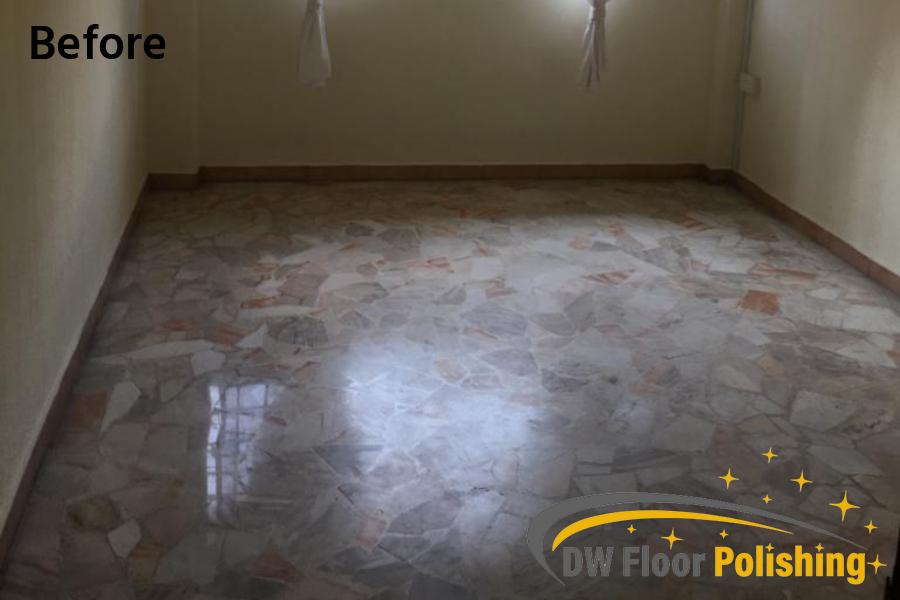 broken-marble-polishing-dw-floor-polishing-singapore-jurong-west-hdb-before-3