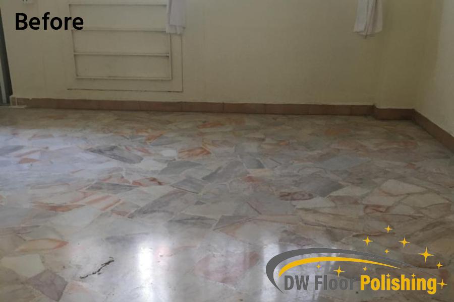 broken-marble-polishing-dw-floor-polishing-singapore-jurong-west-hdb-before-4