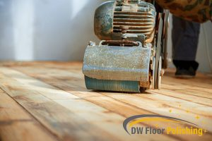 drum-sander-on-wooden-floor-wood-polishing-floor-polishing-singapore