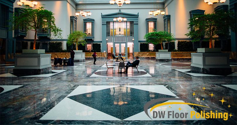 hotel-lobby-marble-polishing-dw-floor-polishing-singapore