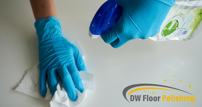 wiping-while-holding-cleaner-products-marble-polishing-dw-floor-polishing-singapore